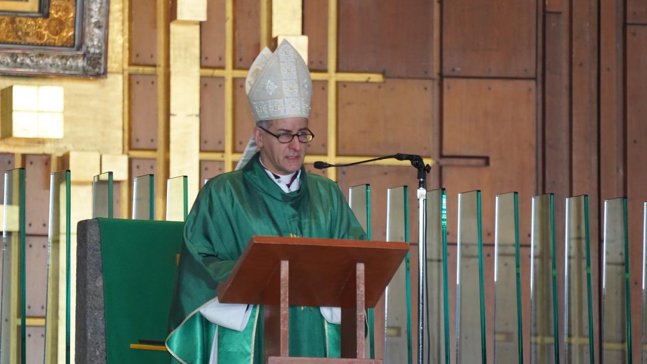 Mons. Giam Pietro Dal Toso, presidente Internacional de Obras Misionales Pontificias (OMP).