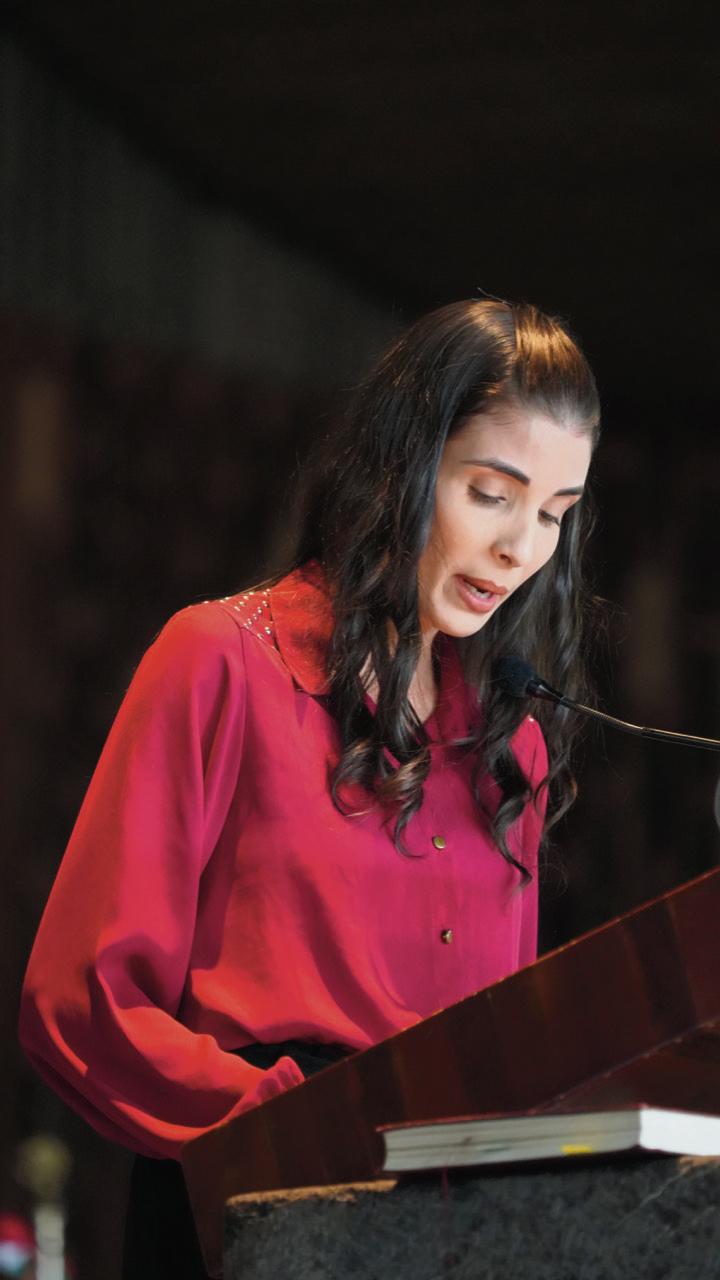 Natalia del Valle, Directora de Infancia y Adolescencia Misionera OMP Puerto Rico