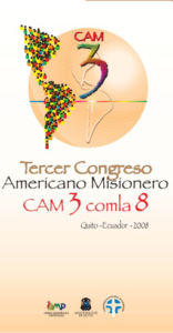 afiche CAM 3 COMLA 8